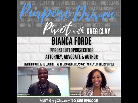 Purpose Driven Pivot , feat. Bianca Forde