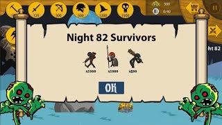 Terrible! 1000 Spearton + 1000 Archidon + 500 Super Boss Vs Super Zombie | Night 82 Survivors