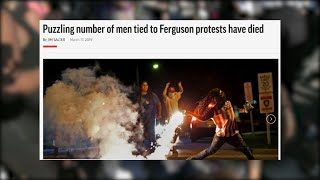 Did the AP Push a Ferguson Conspiracy Theory?