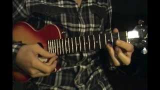 Satellite- Eddie Vedder (Ukulele cover)