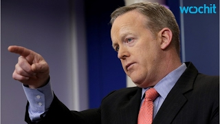 how did sean spicer react to melissa mccarthy s snl skit