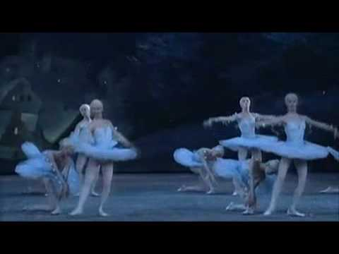 "Russian Ballet: ""Dance of the Snowflakes"" Mariinsky Theatre"