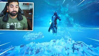 The Fortnite ICE STORM Event Was Disappointing..