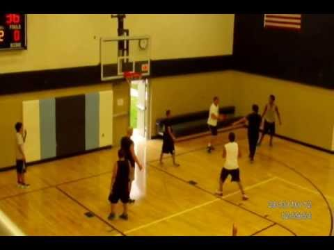 BREAST CANCER FUND RAISER BASKETBALL TOUNAMENT GAME #1