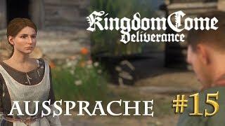 Let's Play Kingdom Come Deliverance #15: Aussprache  (Tag 19 / Blind / deutsch)
