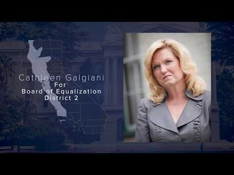 CSLEA - Cathleen Galgiani for California State Board of Equalization District 2