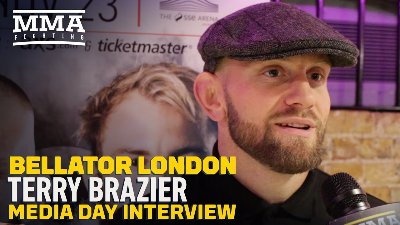 Terry Brazier: Win Over Soren Bak Makes Me 'Best Lightweight in Europe' - MMA Fighting