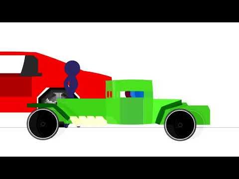 Race Car - AVM Shorts Episode 2 (fan made) - Animation vs. Minecraft