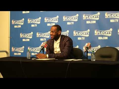 LeBron James comments after Miami Heat's Game 4 win over Brooklyn Nets