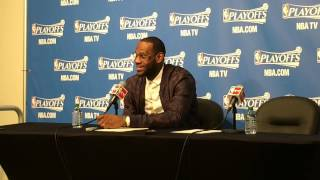 lebron james comments after miami heat s game 4 win over brooklyn nets