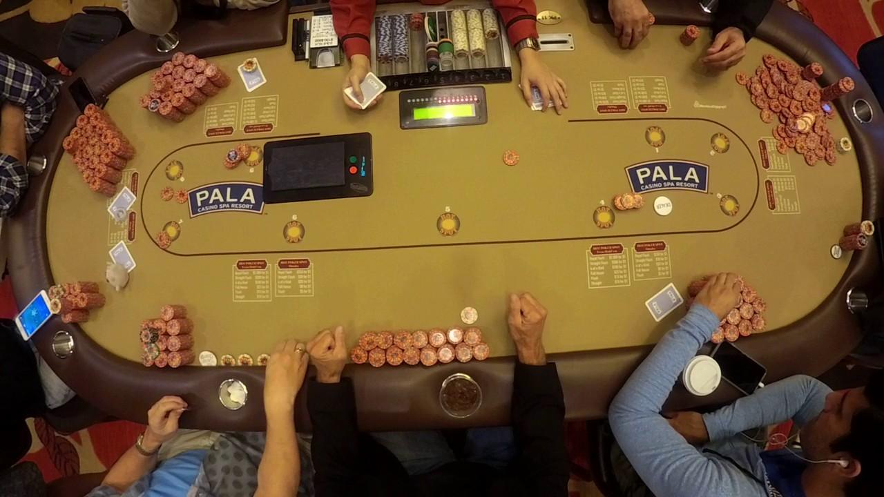 Pala casino poker charlotte casinos nc