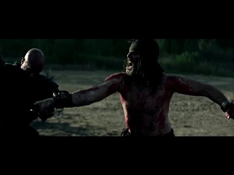 American Gods Ep1 - Vikings sacrificial battle Scene