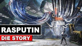 Destiny 2 - Wer ist Rasputin?