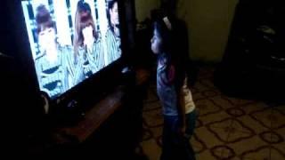 Bang! & Diva - After School Dream Concert 2010 - (little chilean girl)