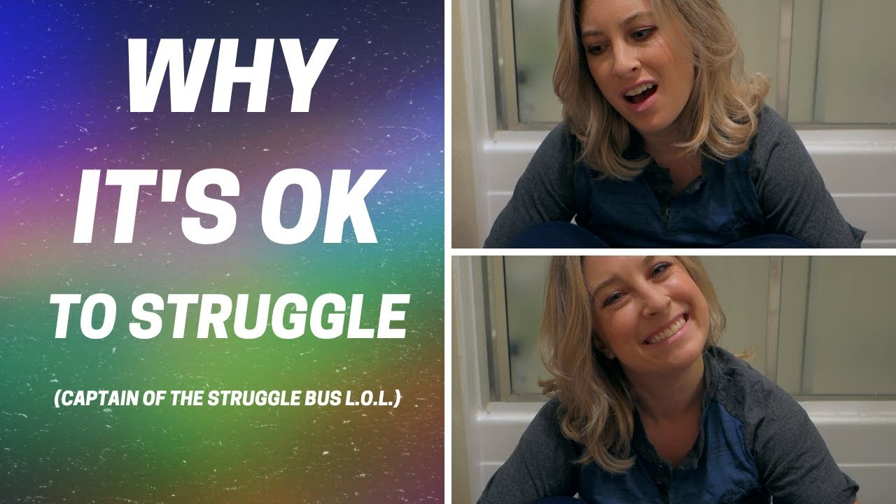 WHY IT'S OK TO STRUGGLE | IRIDESCENT SCARAB