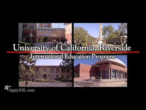 University of California, Riverside, International Education Programs