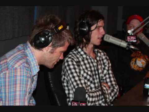 3oh!3 interview on Bubba the love sponge part 1 of 4