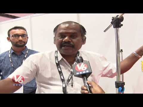 Special Story On Medical Expo | Hospital Medical Equipments Expo | Hitex | Hyderabad | V6 News