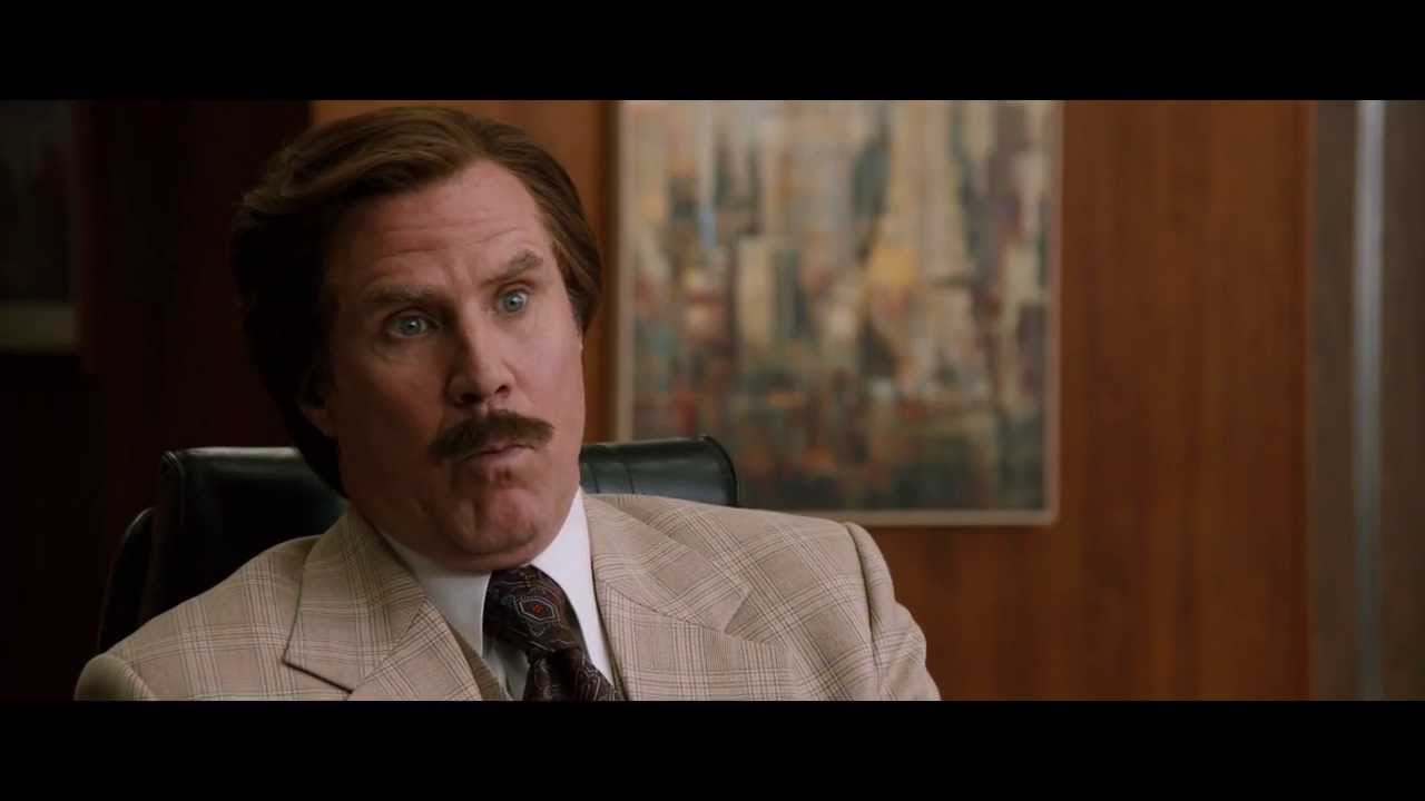 """Download ANCHORMAN 2: THE LEGEND CONTINUES - Official Clip - """"News Ideas"""""""