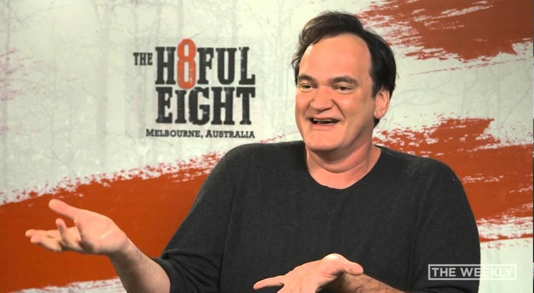 Quentin Tarantino Interview