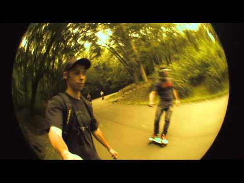 Prague Skateboarding ... Globe Cruiser