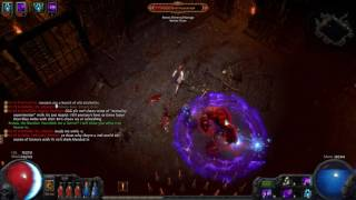 Path of Exile ED WIP Build - Brutus Cruel Kill