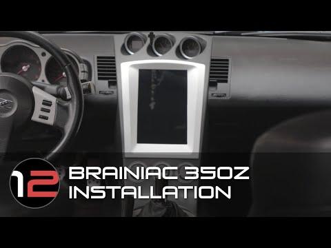 Brainiac MK1 350Z Installation
