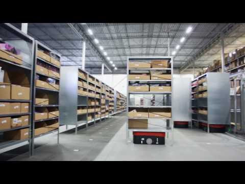 Swisslog CarryPick: Flexible modular order picking system | Swisslog