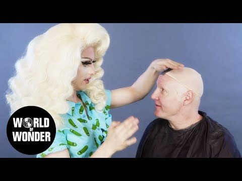 Transformations w/ James St. James - Miz Cracker