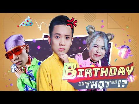 Birthday Thọt - JustaTee x MCK x TLinh x Liên Quân | Official MV