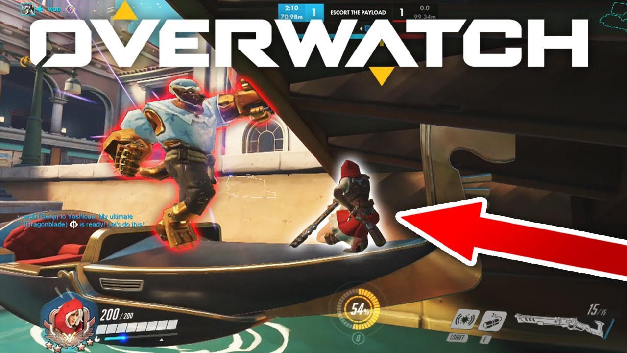 Overwatch MOST VIEWED Twitch Clips of The Week! #86