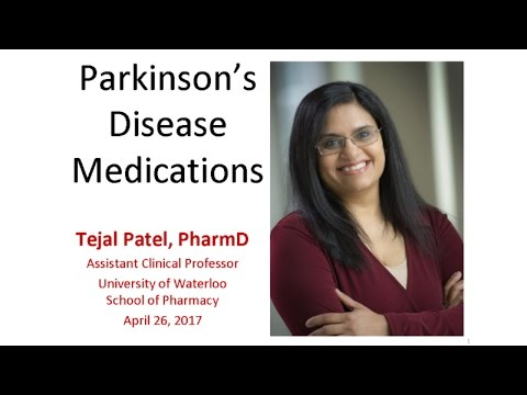 Parkinson's Disease Medications