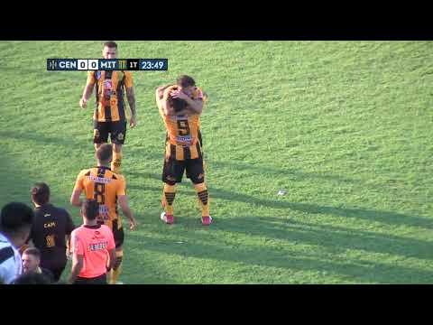 Gol de Joaquín Quinteros: Central Córdoba 0 - 1 Mitre