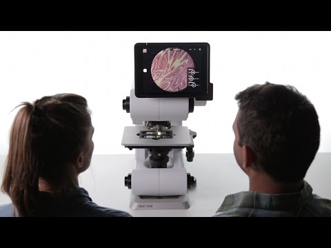 Introducing Revolve Microscope By Echo Laboratories Inc Youtube