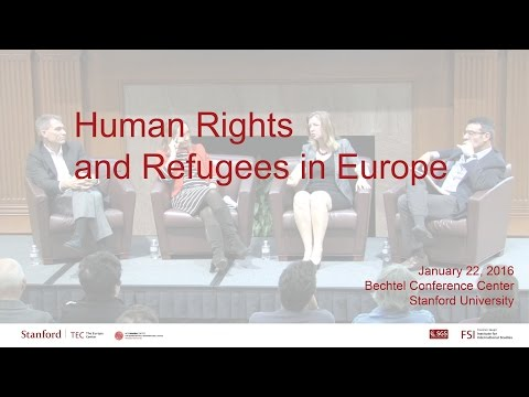 """""""Human Rights and Refugees in Europe"""""""