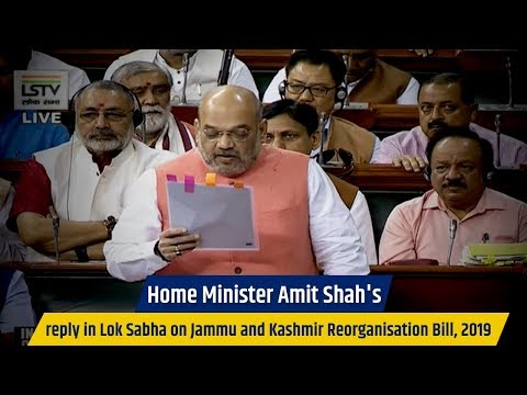 Fact check: Is Amit Shah right in saying that Article 370 and