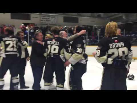 Trenton Golden Hawks Dudley-Hewitt Cup Champions (2016)