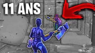 I'm a player ON FORTNITE SAUVER THE WORLD! (EPIC TROLL)