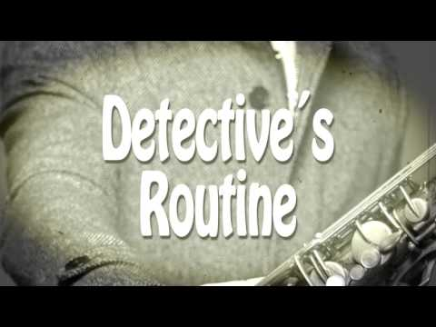 Detective´s Routine (Free To Use In Games & Media)