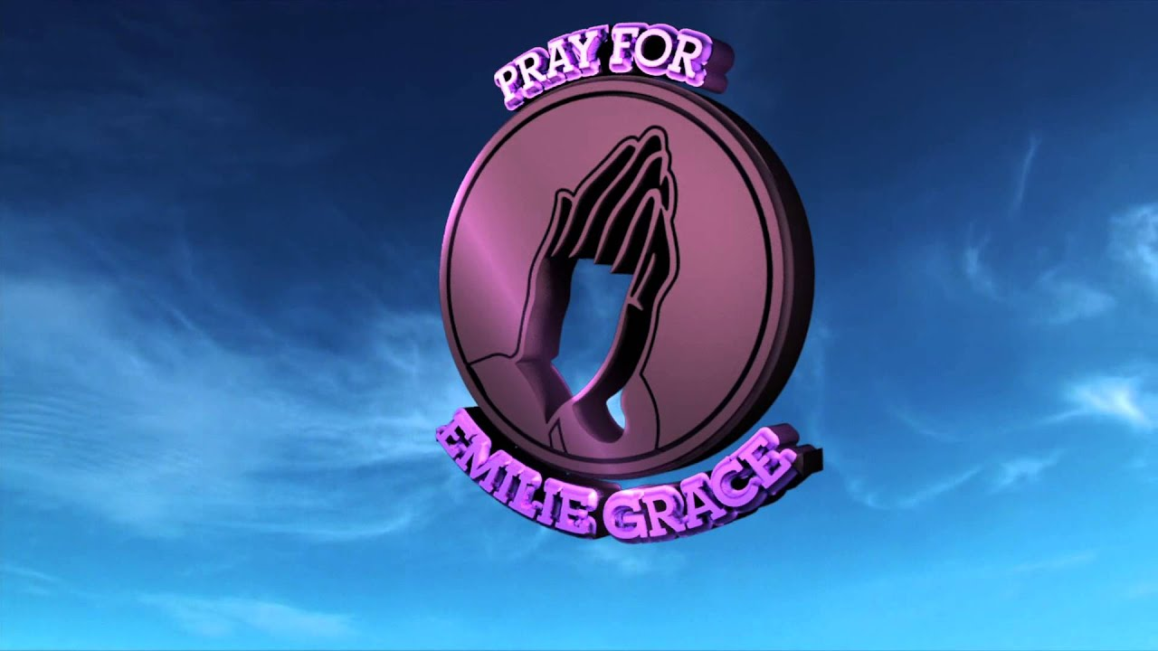 Pray For Emilie Logo