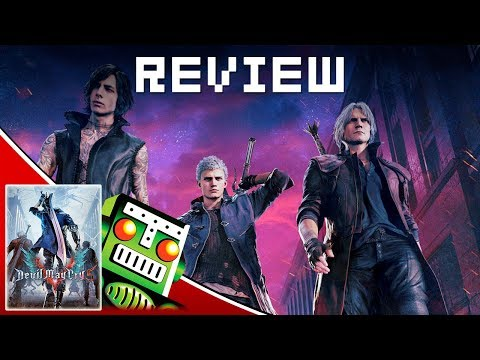 Devil May Cry 5 Review | Destructoid Reviews