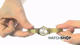Timex Ladies' Cavatina Watch (T2M568)