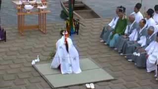 豊栄の舞@鷲宮神社夏越祭