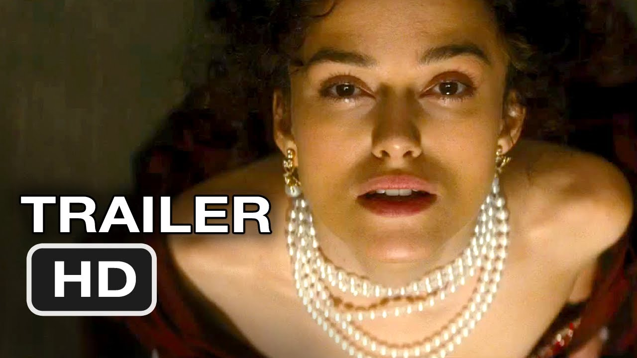 Anna Karenina Official Trailer 1 Keira Knightley Movie Hd