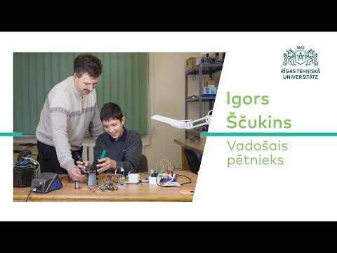 Piesakies par ēnu RTU Daugavpils filiāles pētniekam Igoram Ščukinam Ēnu dienā 2020!