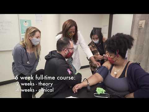 College of Alameda: Certified Nursing Assistant Program
