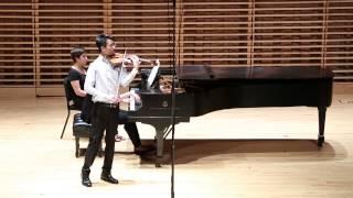 Prokofiev Violin Concerto No. 1 in D, Op. 19 - I. Andantino & II. Scherzo (Vivacissimo)