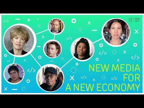 New Media for a New Economy - The Laura Flanders Show