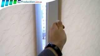 Тканевые роллеты Открытого типа для окон от JB Production(В этом видео Тканевые роллеты открытого типа на пластиковые окна являются самым распространенным и универ..., 2014-12-08T08:56:03.000Z)