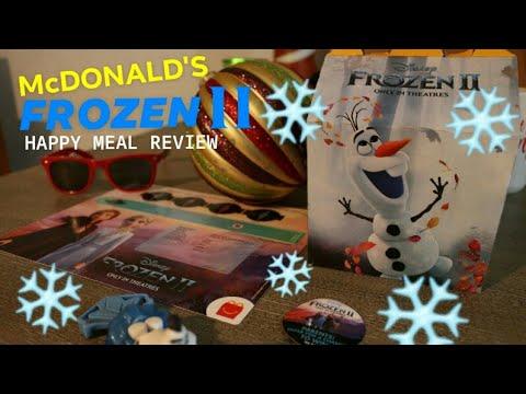 frozen-ii---mcdonald's-new!-disney's-frozen-2-toys!-&-happy-meal-review!